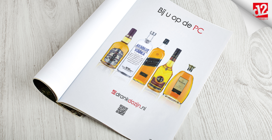 De luxe online drankenspeciaalzaak van Nederland