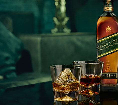 De Johnnie Walker Green is terug!