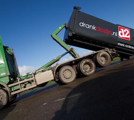 Recyclen: 97.000 kg karton