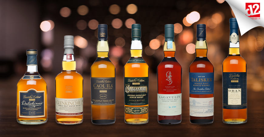 Diageo Distillers Editions