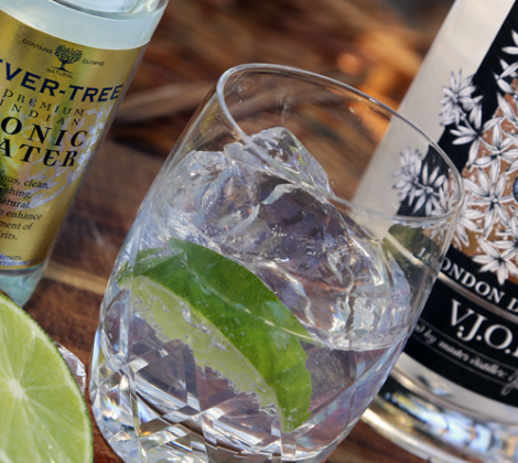 Gin & Tonic met Fever Tree
