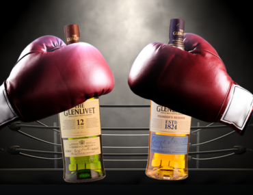 Bottle Battle: The Glenlivet 12