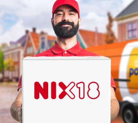 NIX18, Consumeer Alcohol Verantwoord