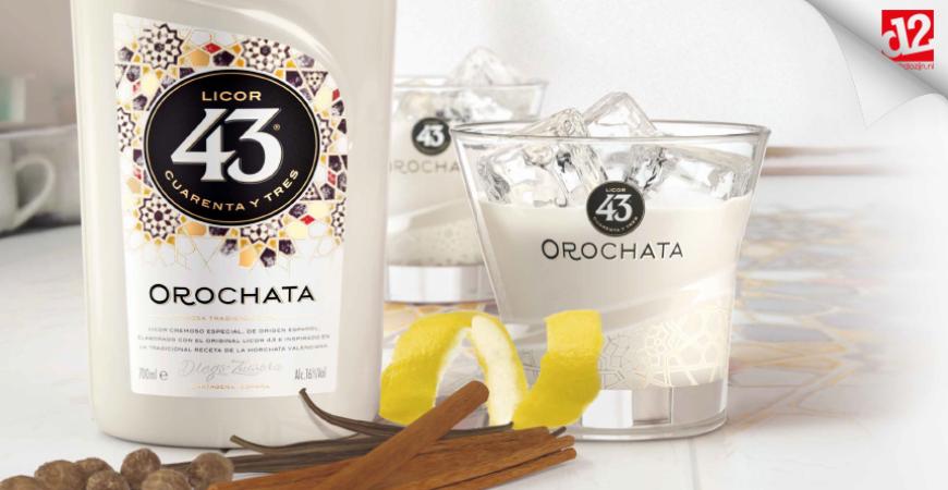 Nieuw: Licor 43 Orochata