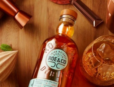 Nieuwe Ierse whiskey; Roe & Co