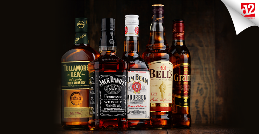 Whisky of whiskey, ken jij de verschillen?
