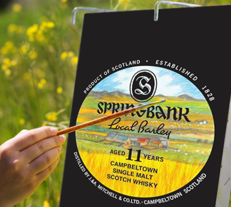 Springbank Local Barley 2017