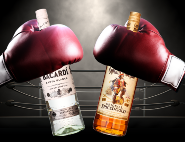 Bottle Battle: Bacardi vs. Captain Morgan