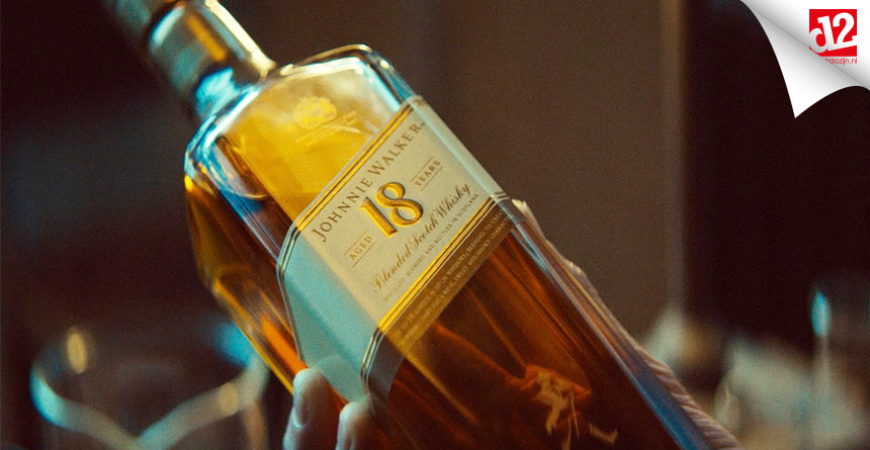 Johnnie Walker Platinum Label wordt vervangen