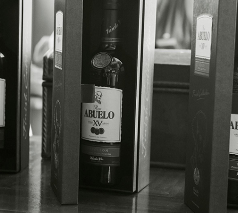Abuelo Rum – De geroemde XV Collection