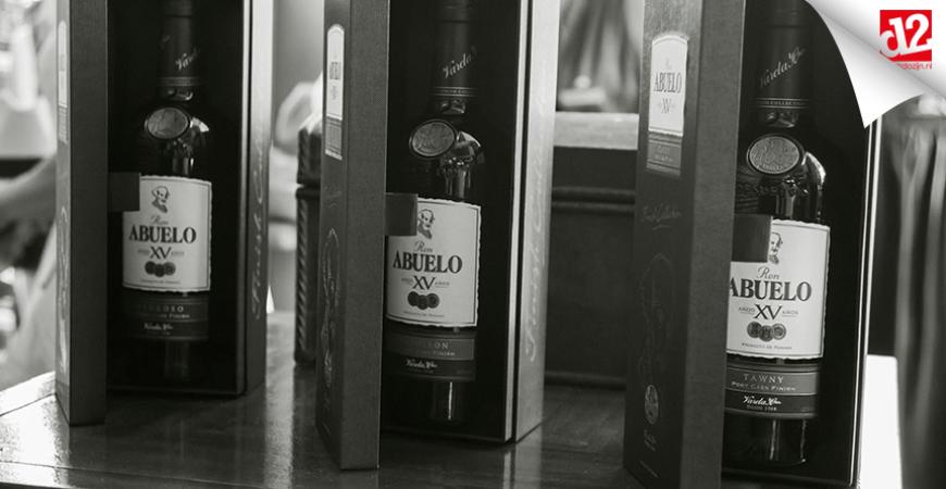 Abuelo Rum – De geroemde XV Collection