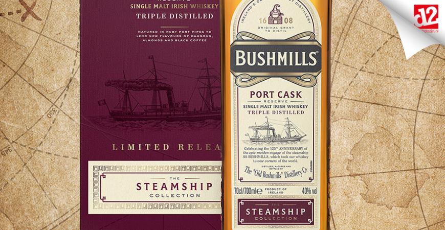 Bushmills Steamship Collection