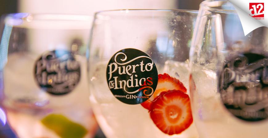 Experimenteren met Puerto de Indias gin