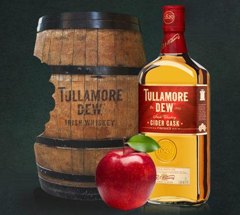 Binnenkort verwacht: Tullamore Dew Cider Cask