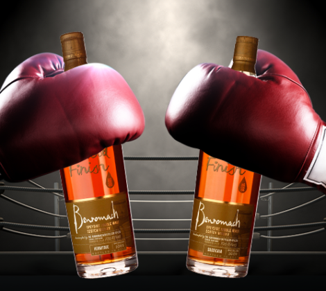 Bottle Battle: Benromach Wood Finish serie