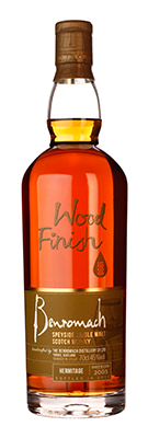 Benromach Hermitage 2005 Wood Finish