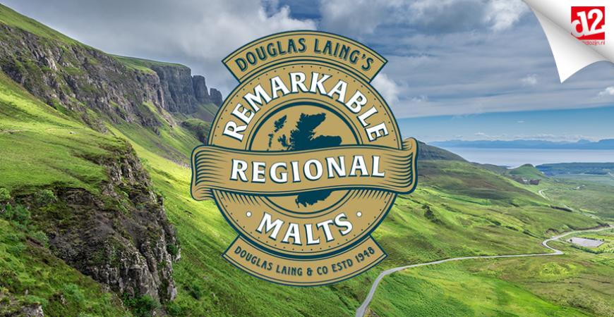 Nieuw: diverse Douglas Laing whisky's