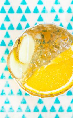 Opihr Gin recept
