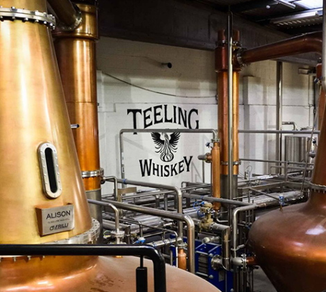 Nieuw: Teeling whiskey