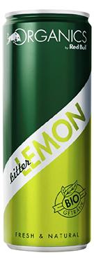 Red Bull Organics Lemon