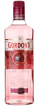 Een nieuwe aanvulling op het assortiment van Grodon's Pink Gin.