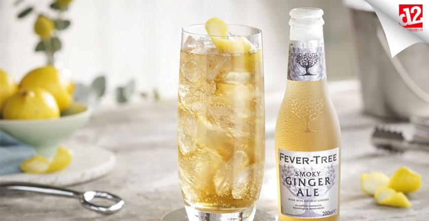 Binnenkort verwacht: Fever Tree Smoky Ginger Ale