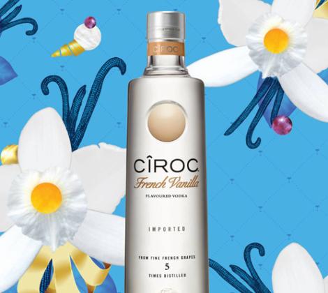 Binnenkort verwacht: Ciroc French Vanilla