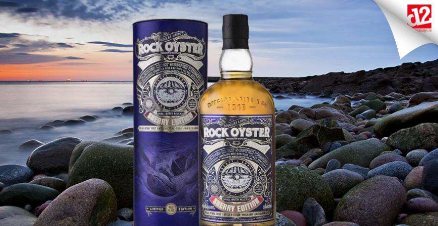 Nieuw: Rock Oyster Sherry