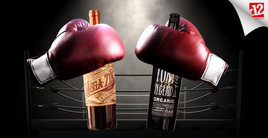 Bottle Battle: Zinfandel