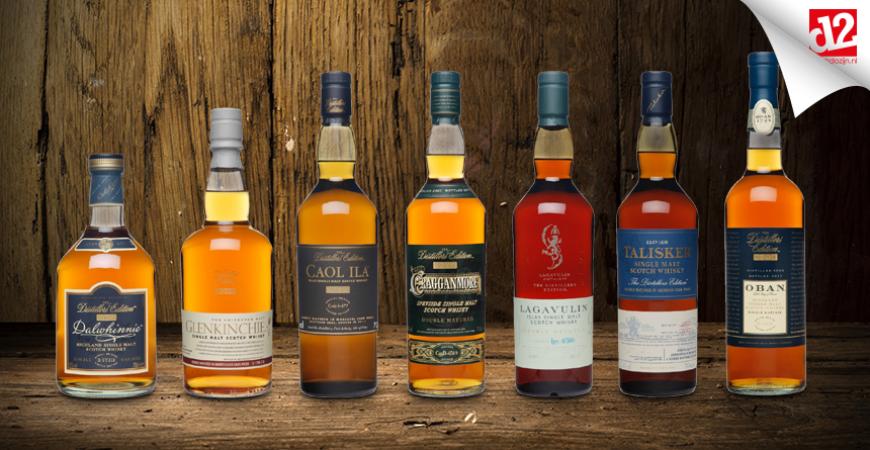 Distillers Editions, een jaarlijkse traditie