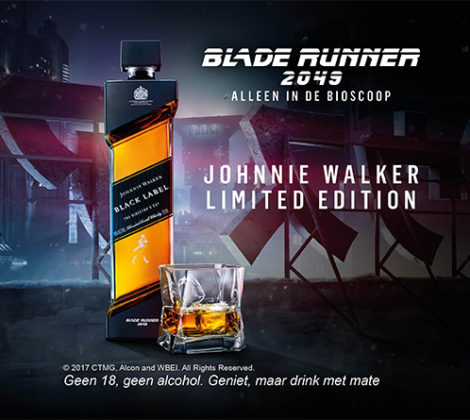 Johnnie Walker Blade Runner