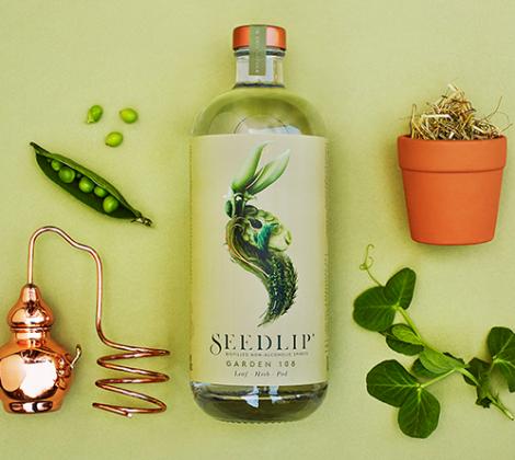 Alcoholvrije cocktail maken? Gebruik Seedlip