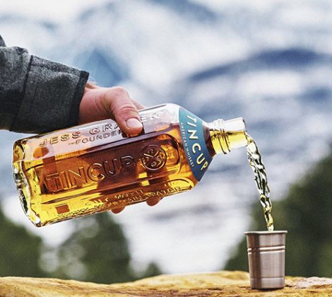 Nieuw: Tincup whiskey