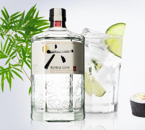 Nieuw: Roku Gin