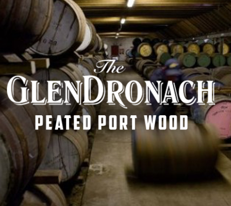 Glendronach Peated Port Wood Finish