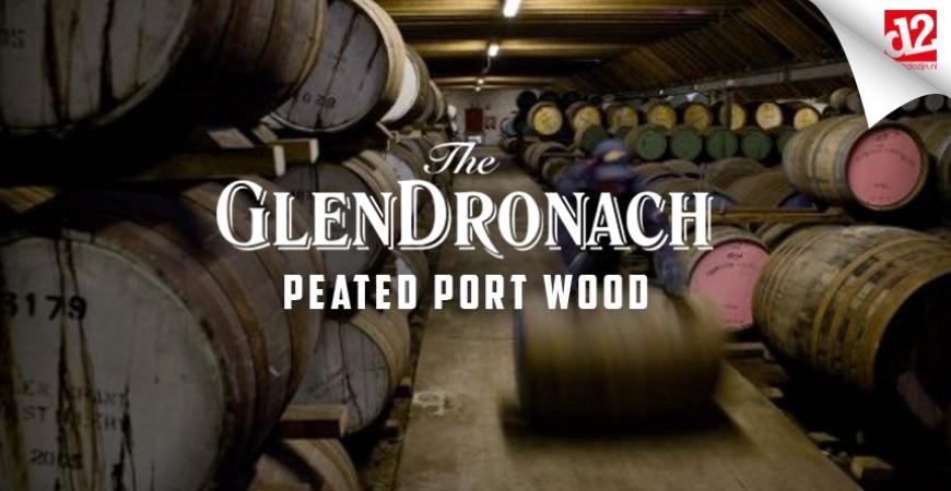 Glendronach Peated Port Wood Finish