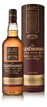 Glendronach Peated Port Wood