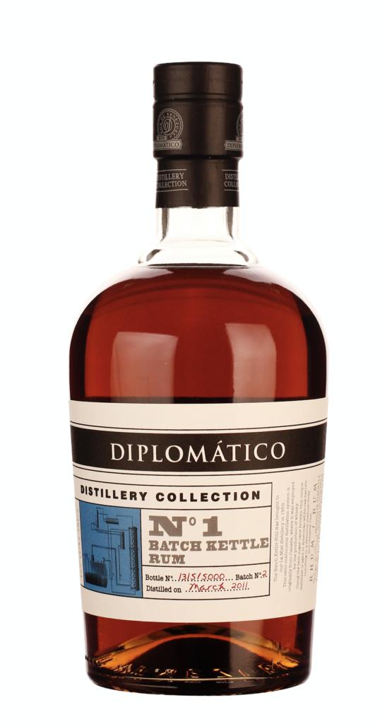 Diplomatico Batch Kettle Rum