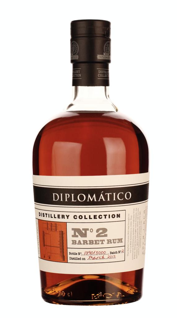 Diplomatico Single Barbet Rum