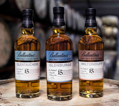 Ballantines single malt?!