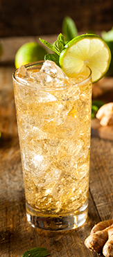 Licor 43 & Ginger Ale