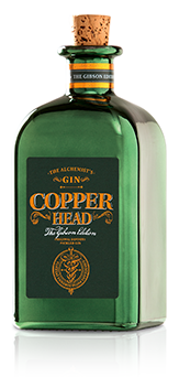 Copperhead the Gibson Edition fles