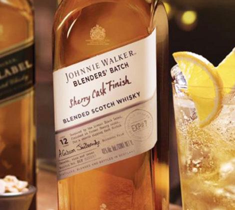 Johnnie Walker Sherry Cask