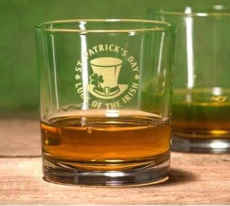 Irish whiskey en diens rijke historie.