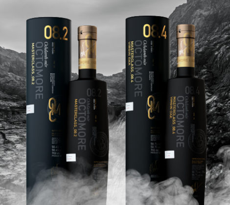 Octomore 8.2 & 8.4, de serie is compleet!