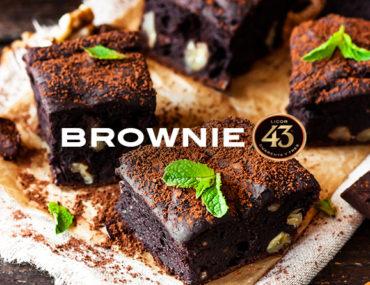 Licor 43 recept, heerlijke brownies