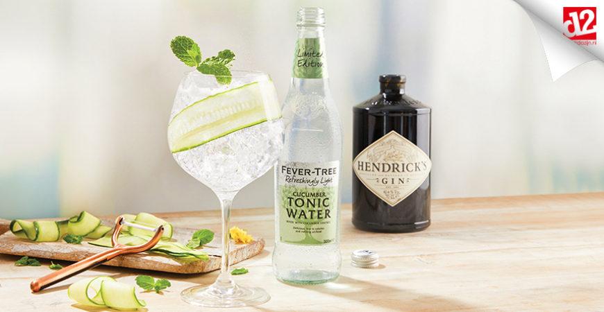 Nieuw: Fever Tree Cucumber Water
