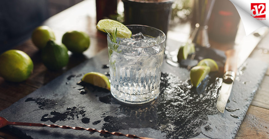 How to: gin tonic maken