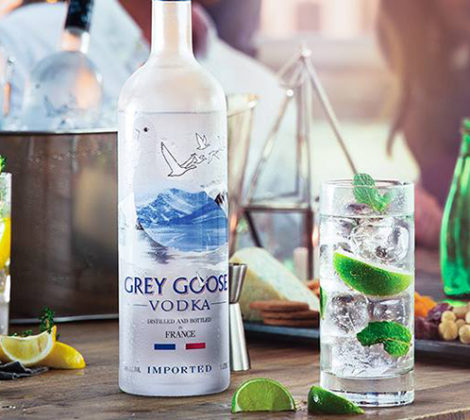 De magie van Grey Goose Vodka