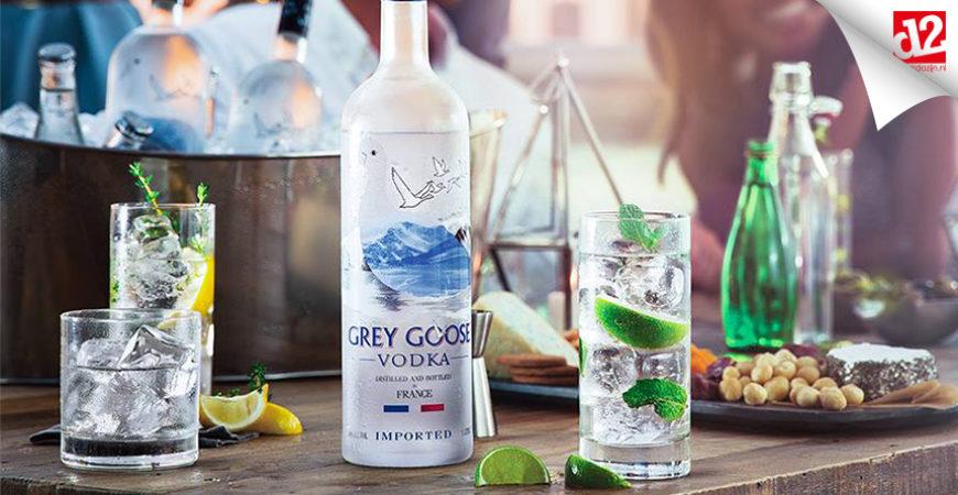 De magie van Grey Goose Vodka
